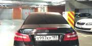 Mercedes E200 купе