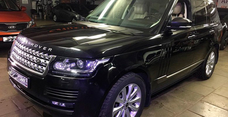 Range Rover Vogue D